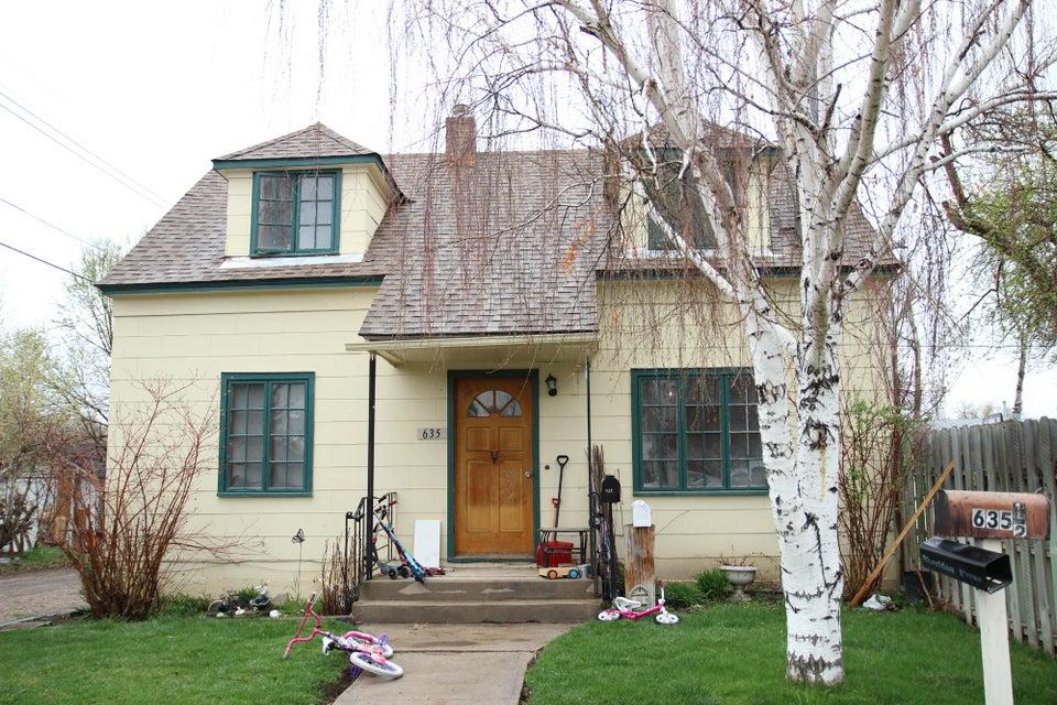 635 Park Street,Sheridan,Wyoming 82801,Multi-Unit,Park,18-482