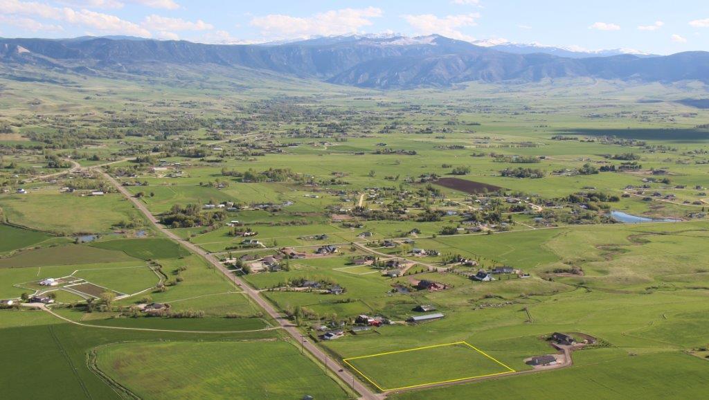 Big Horn Avenue,Sheridan,Wyoming 82801,Building Site,Big Horn,18-548