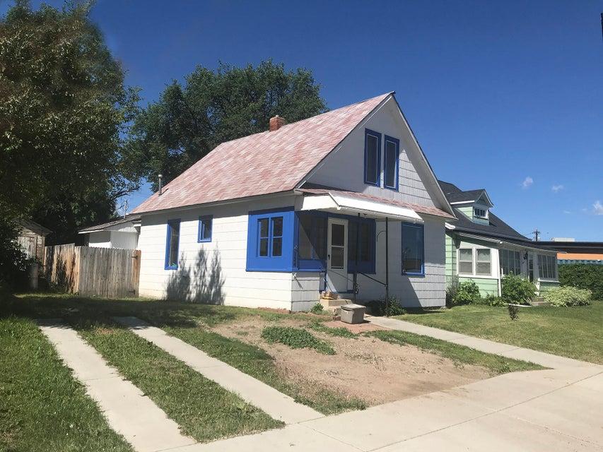 124 Wyoming Avenue,Sheridan,Wyoming 82801,4 Bedrooms Bedrooms,1.5 BathroomsBathrooms,Residential,Wyoming,18-625