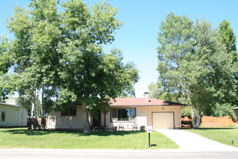 368 Mountain View Drive,Sheridan,Wyoming 82801,3 Bedrooms Bedrooms,2 BathroomsBathrooms,Residential,Mountain View,18-640