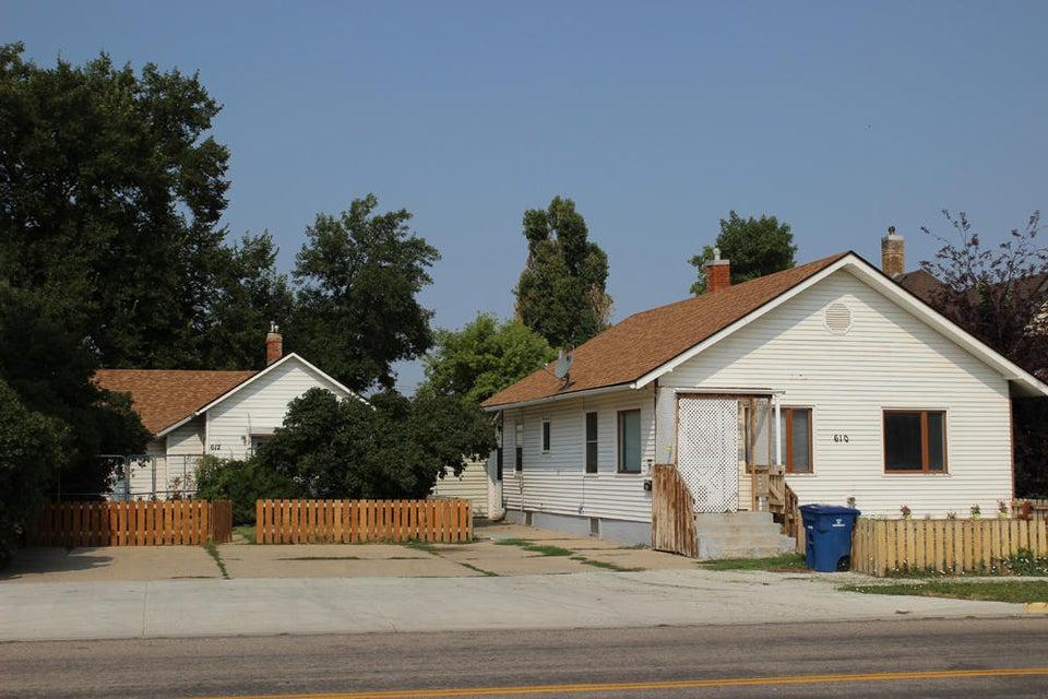 610 Illinois Street,Sheridan,Wyoming 82801,2 Bedrooms Bedrooms,1 BathroomBathrooms,Residential,Illinois,18-717