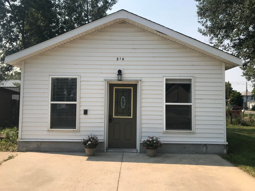 514 Burkitt Street,Sheridan,Wyoming 82801,1 Bedroom Bedrooms,1 BathroomBathrooms,Residential,Burkitt,18-729
