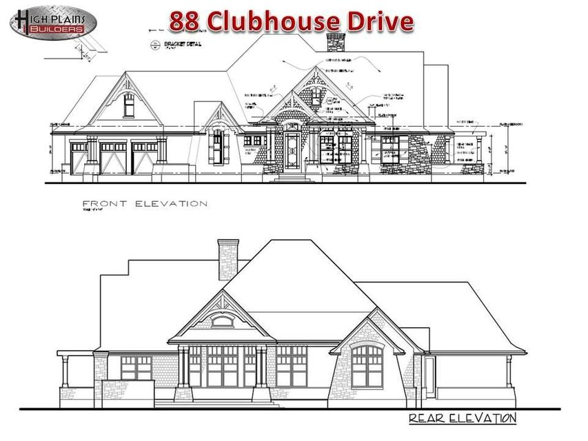 88 Club House Drive, Sheridan, Wyoming 82801, 3 Bedrooms Bedrooms, ,2.5 BathroomsBathrooms,Residential,For Sale,Club House,18-884