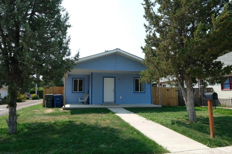 616 Park Street, Sheridan, Wyoming 82801, 3 Bedrooms Bedrooms, ,1.5 BathroomsBathrooms,Residential,For Sale,Park,18-887