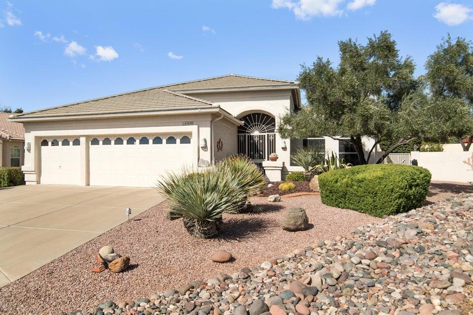 65620 E Desert Side Drive, Tucson, AZ 85739