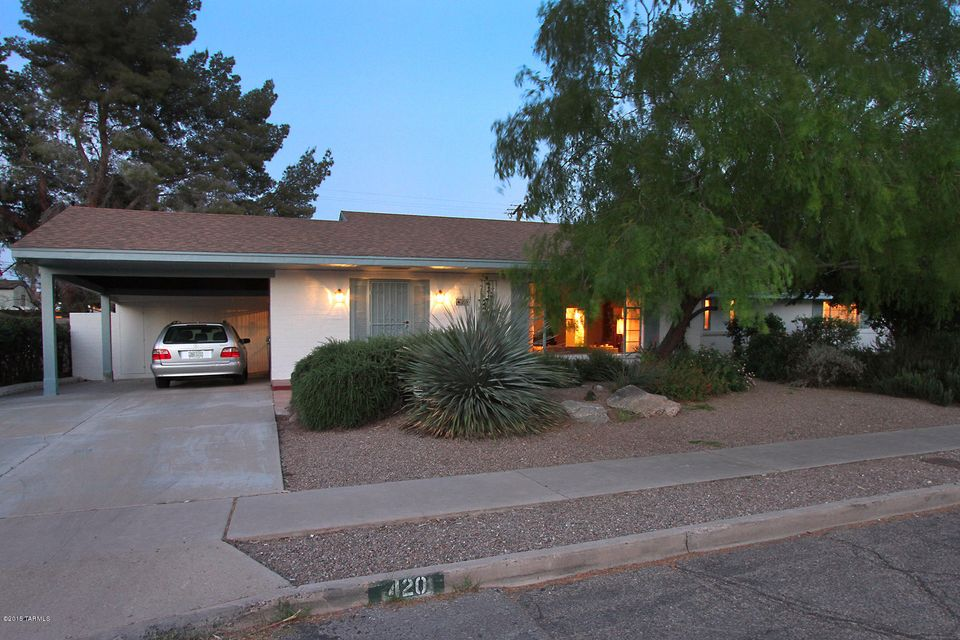 420 N Treat Avenue, Tucson, AZ 85716