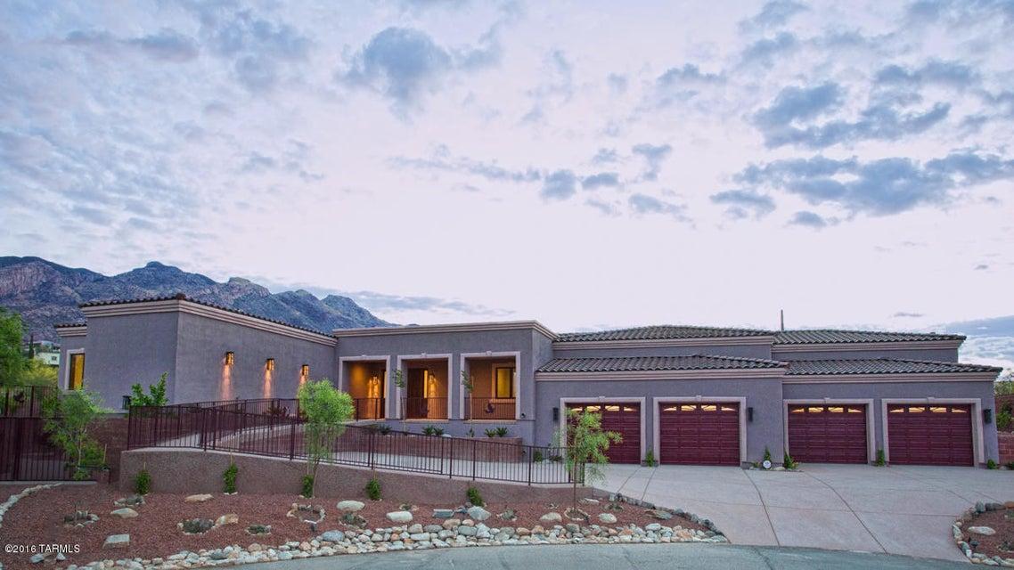 6360 N Cadena De Montanas, Tucson, AZ 85718