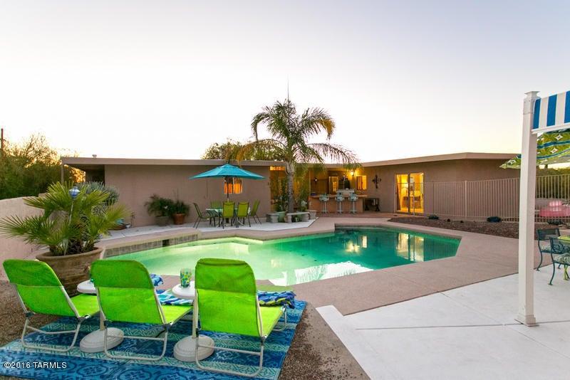 5840 N Genematas Drive, Tucson, AZ 85704