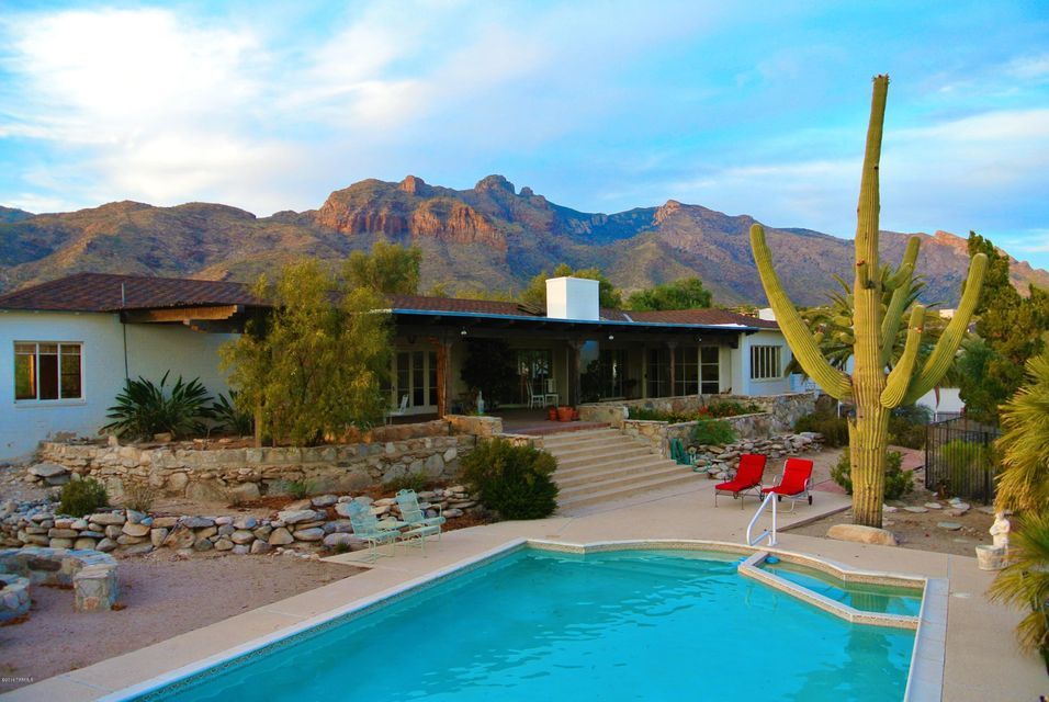 catalina foothills homes for sale tucson az with 1 acre lots 500 000 to 600 00