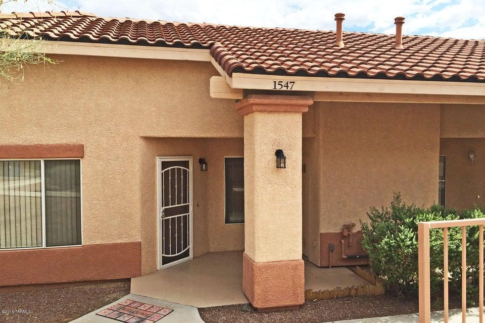 1547 N Paseo La Tinaja, Green Valley, AZ 85614