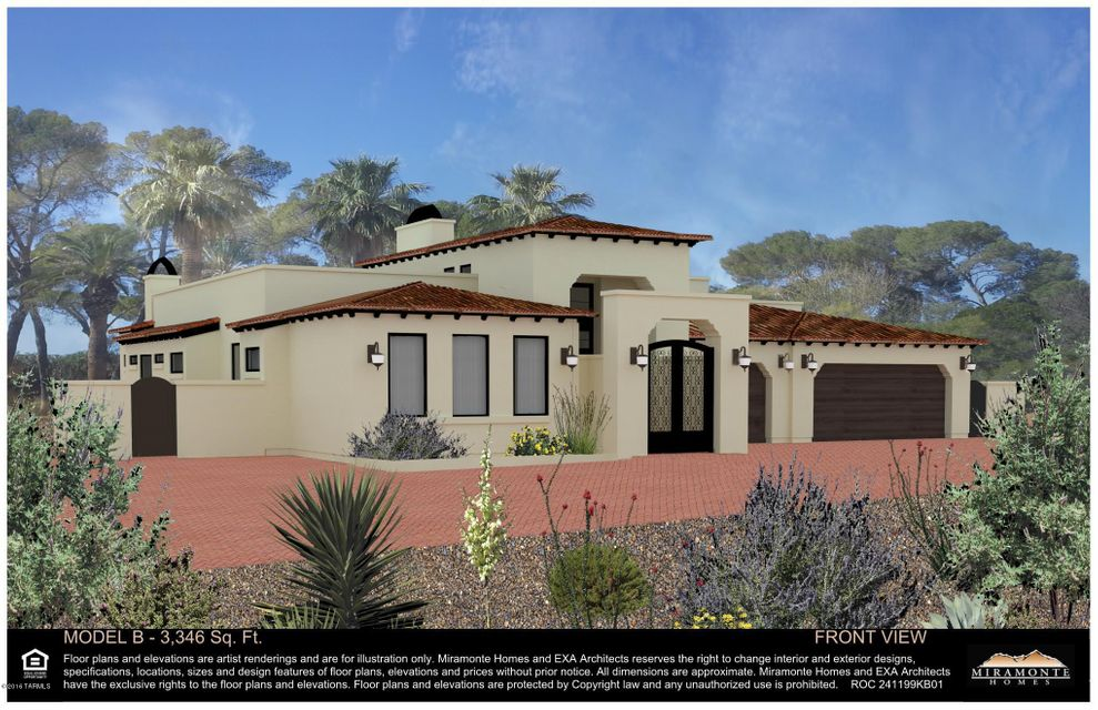 university of arizona homes for sale within 1 mile