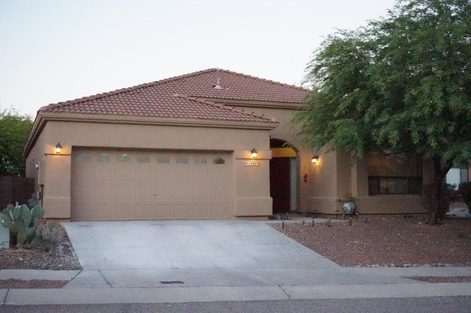 10870 E Walking Stick Drive, Tucson, AZ 85748