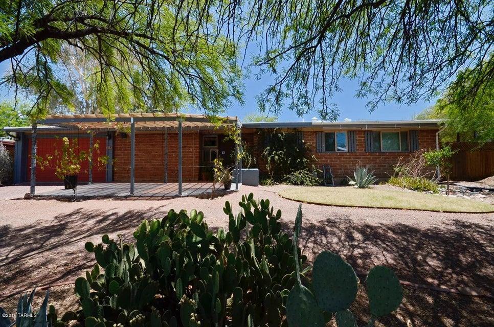114 N Avenida de San Ramon, Tucson, AZ 85710