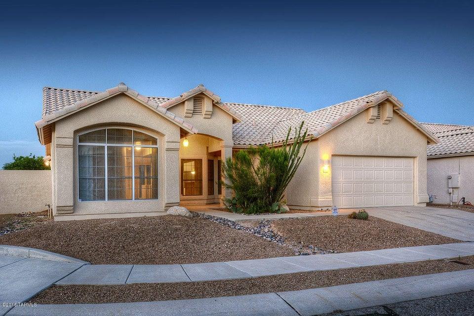 9970 E Island Sun Road, Tucson, AZ 85748