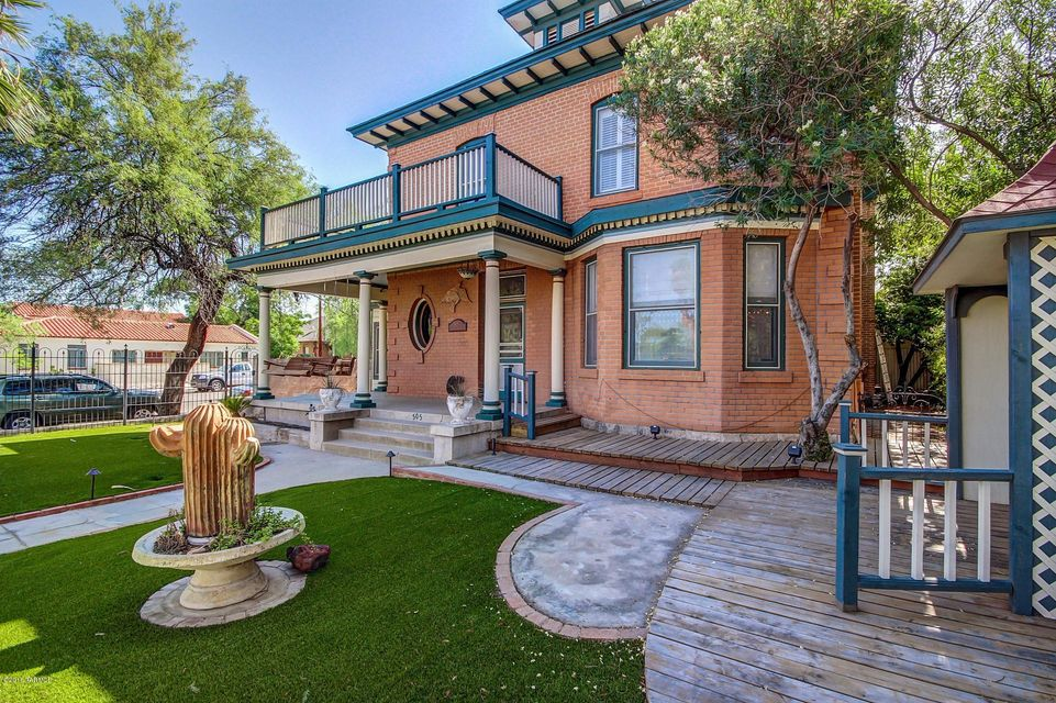 505 S 6Th Avenue, Tucson, AZ 85701
