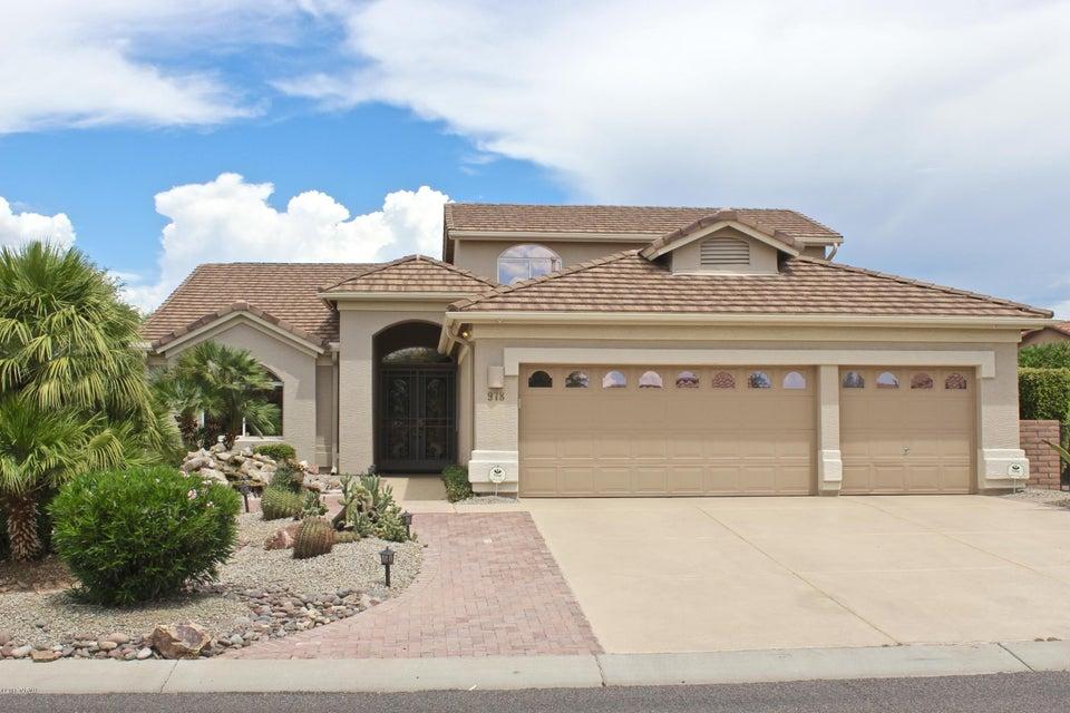 978 N Cowboy Canyon Drive, Sahuarita, AZ 85629