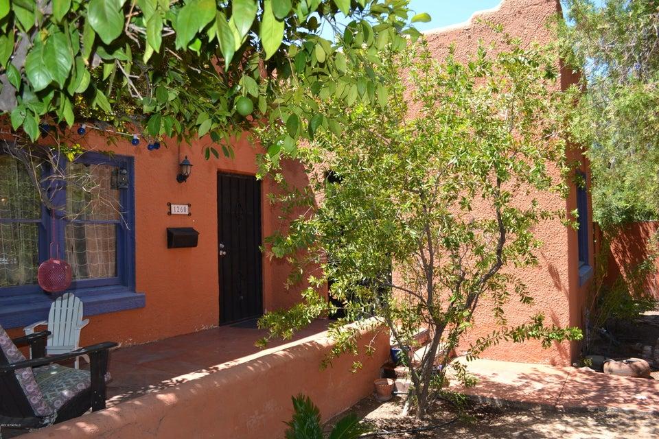 1260 E Edison Street, Tucson, AZ 85719