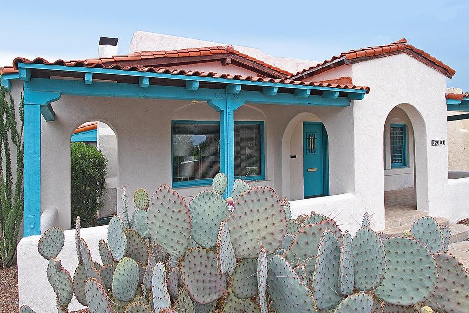 2001 E 6th Street, Tucson, AZ 85719