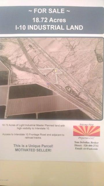 I-10 Frontage Road, Marana, AZ 85658