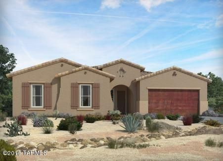 2325 W Capricorn Street, Oro Valley, AZ 85742