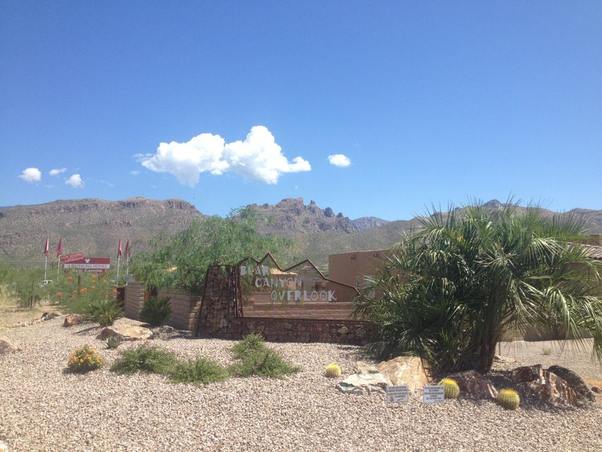 8988 E Canyon Overlook Place, Tucson, AZ 85749