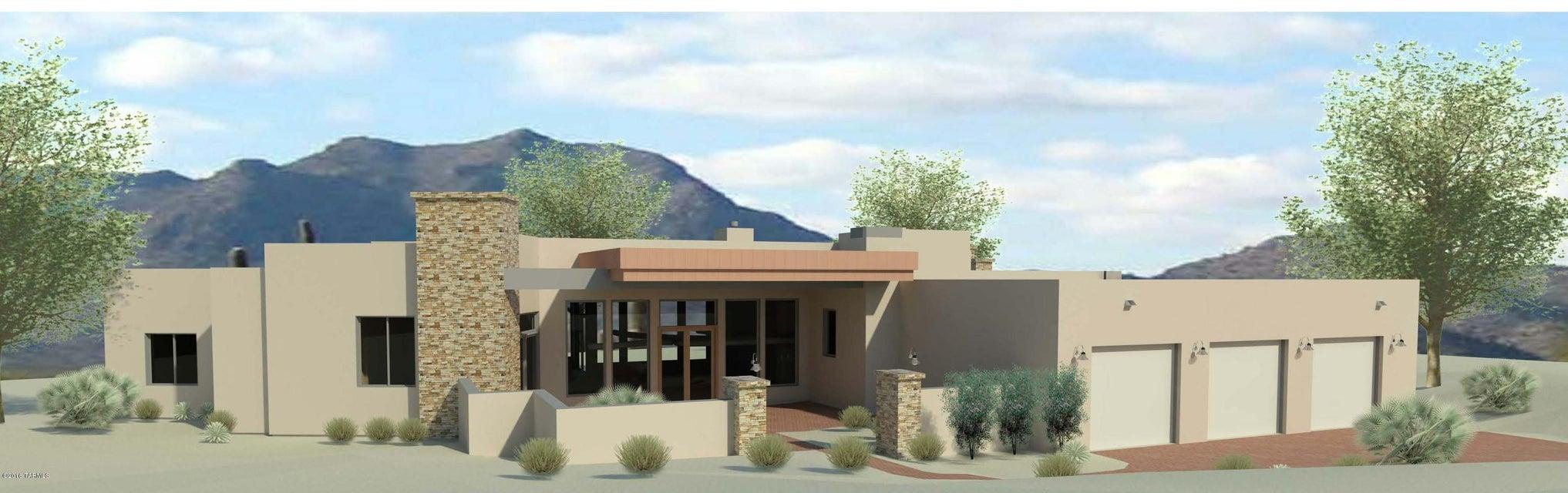 4691 W Long Ridge Place, Marana, AZ 85658