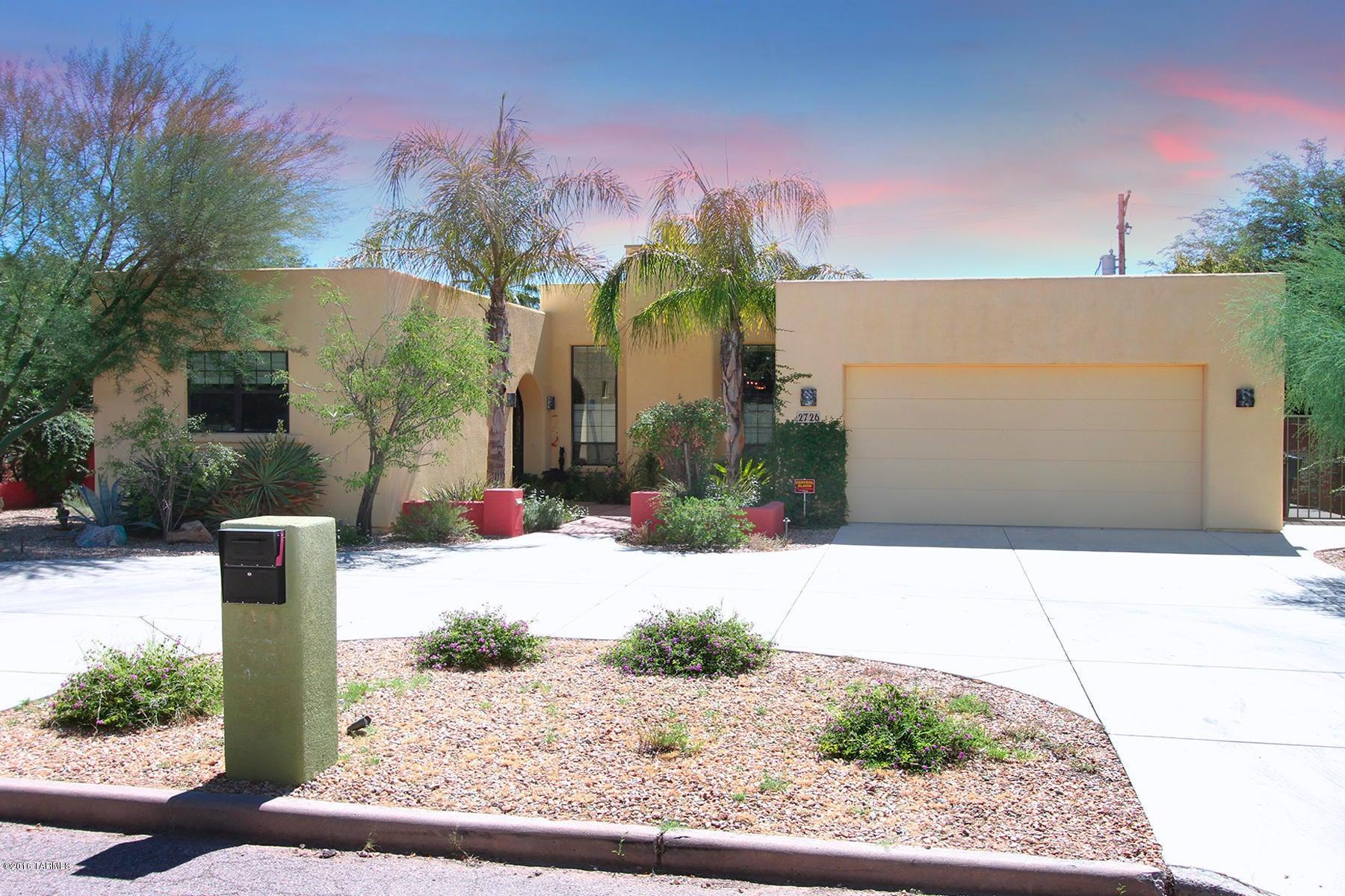 2726 E Arroyo Chico, Tucson, AZ 85716