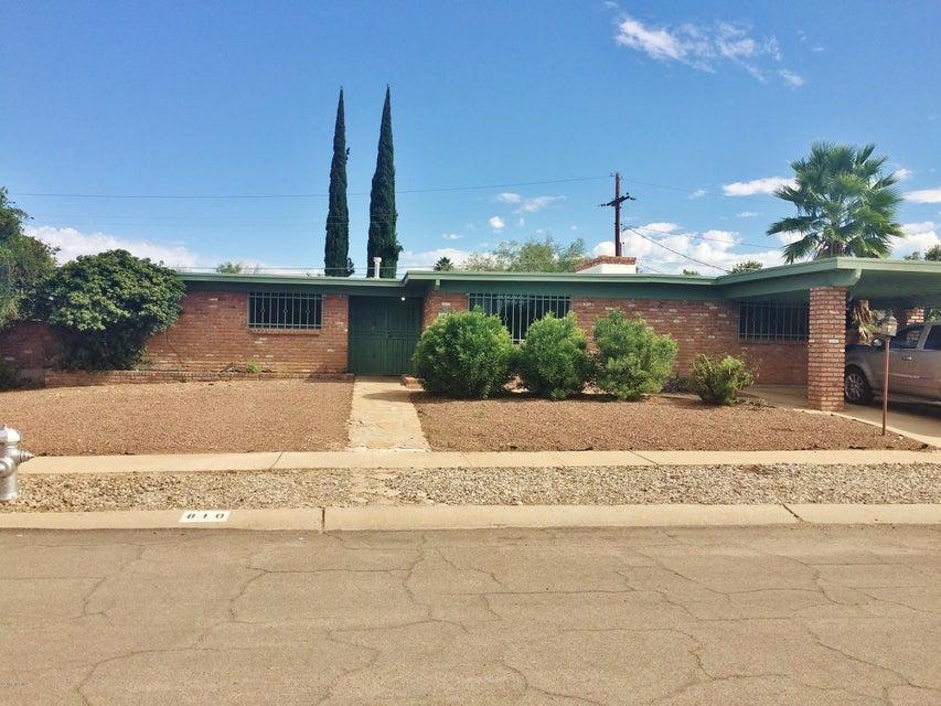 810 N Bedford Drive, Tucson, AZ 85710