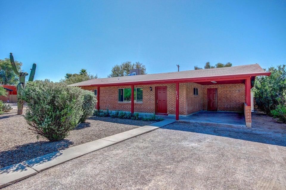 2726 E La Cienega Drive, Tucson, AZ 85716