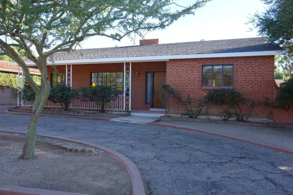 2626 E Manchester Street, Tucson, AZ 85716