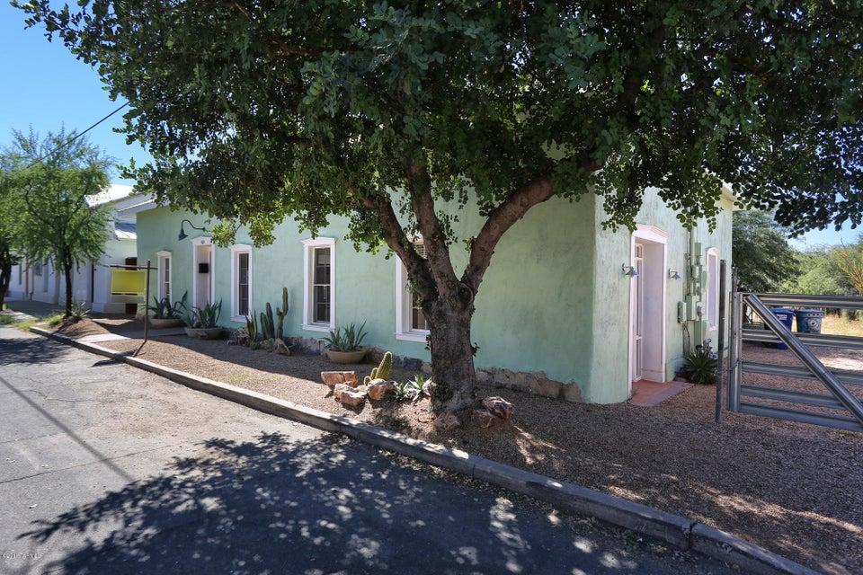484 S Convent Avenue, Tucson, AZ 85701