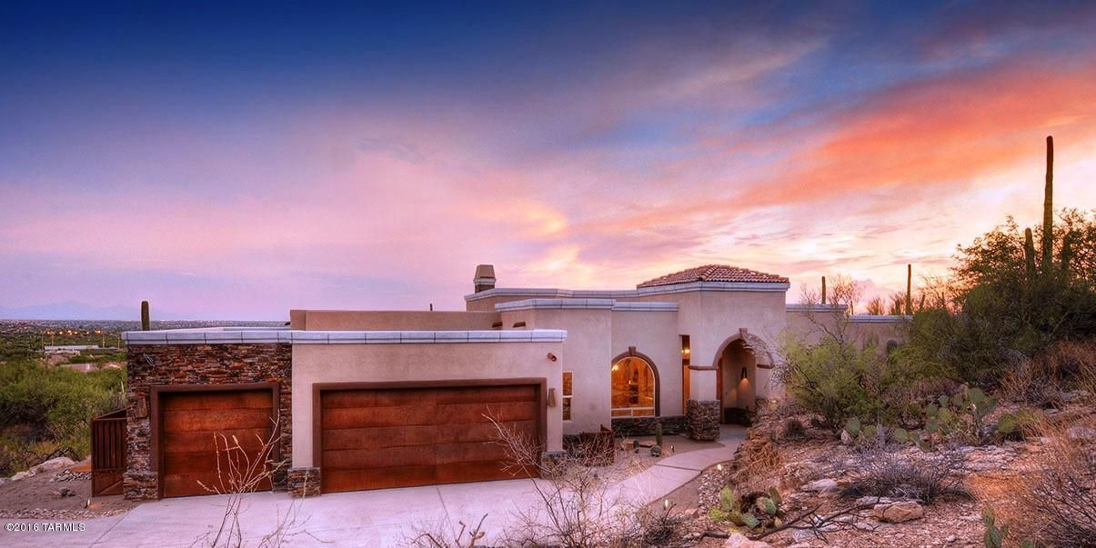 9700 E Sabino Estates Drive, Tucson, AZ 85749