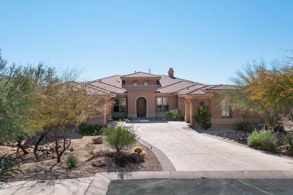 14183 N Silent Ridge Court, Marana, AZ 85658