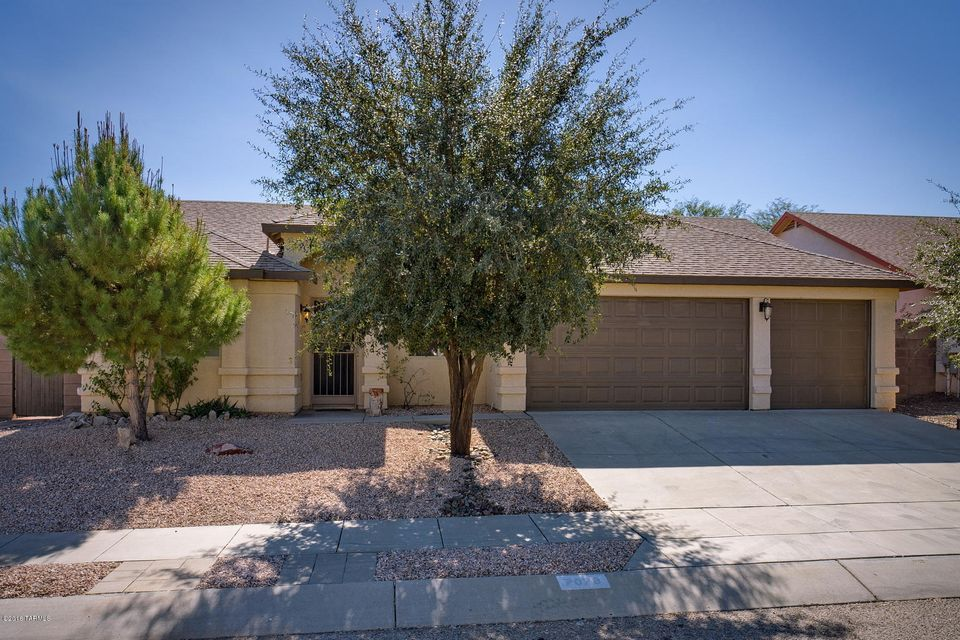 8078 E Ragweed Drive, Tucson, AZ 85710