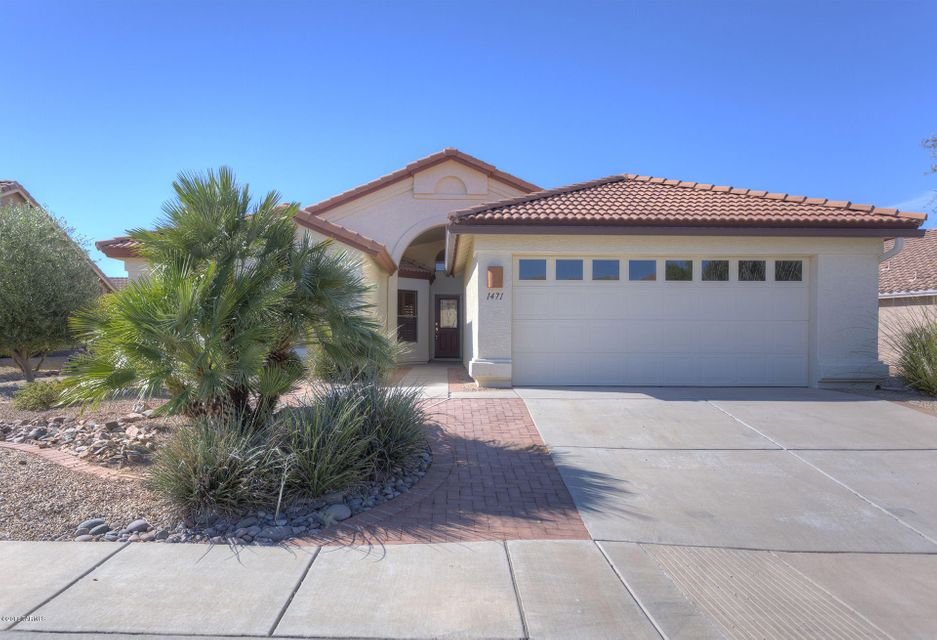 1471 N Sage Sparrow Road, Green Valley, AZ 85614