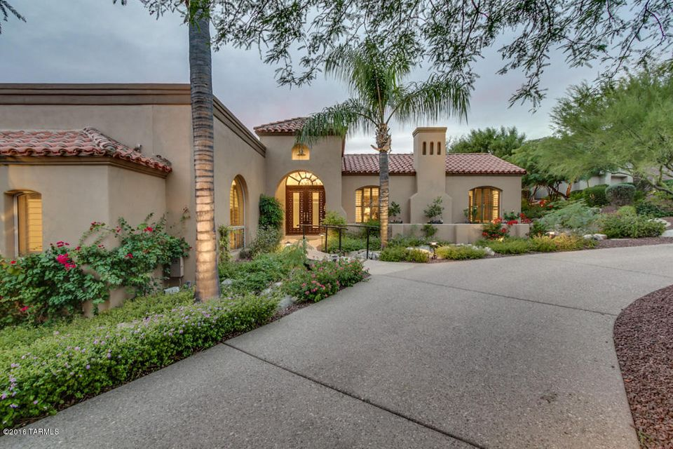 6351 N Whaleback Place, Tucson, AZ 85750