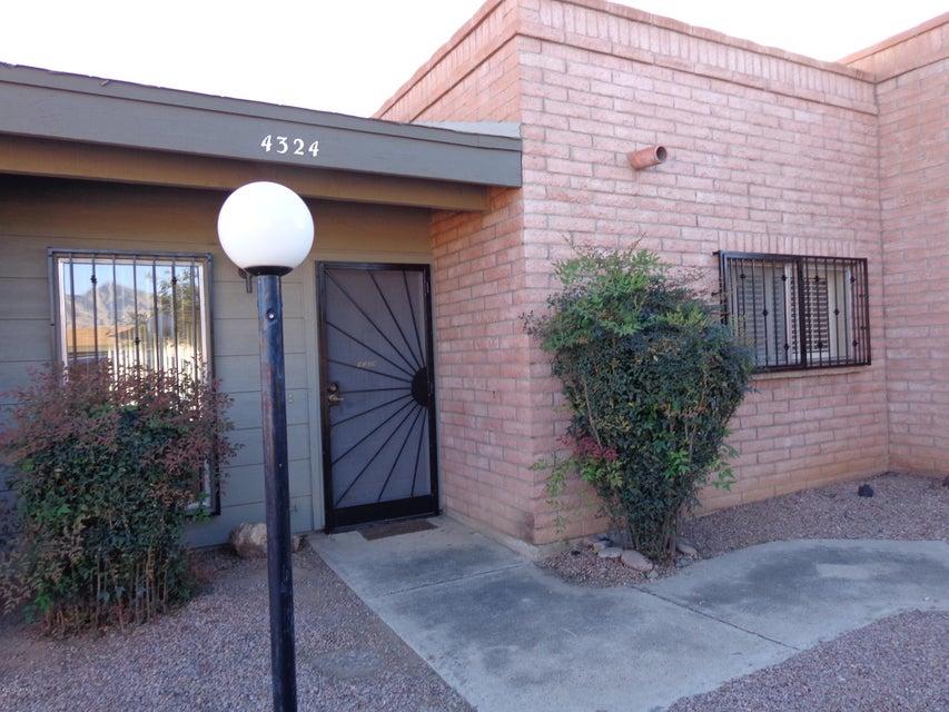 4324 E Allison Road, Tucson, AZ 85712