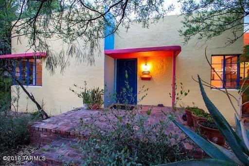 2406 E Hawthorne Street, Tucson, AZ 85719