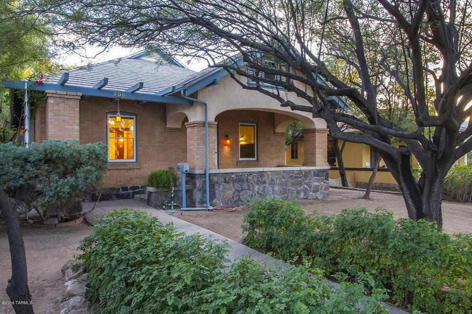 708 E University Boulevard, Tucson, AZ 85719