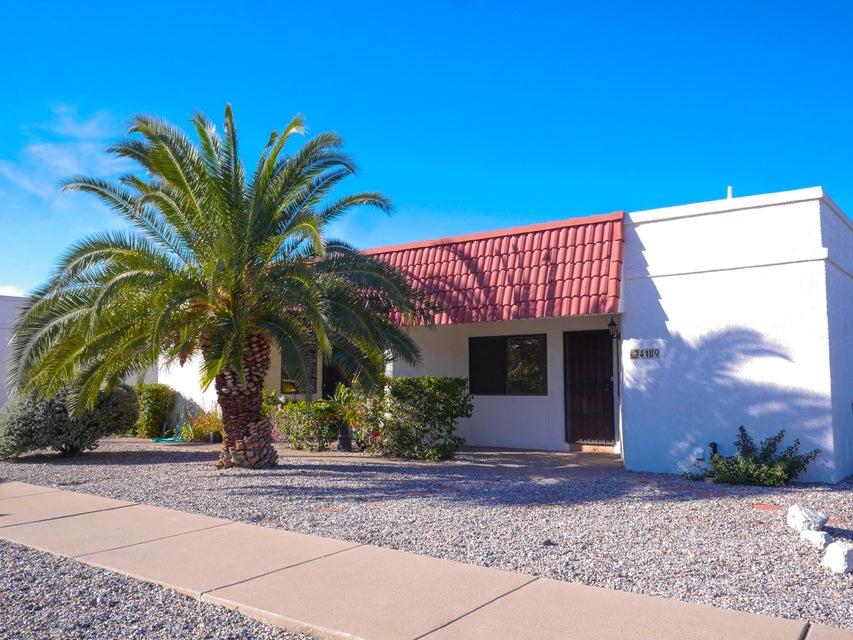 4189 N Western Winds Drive, Tucson, AZ 85705