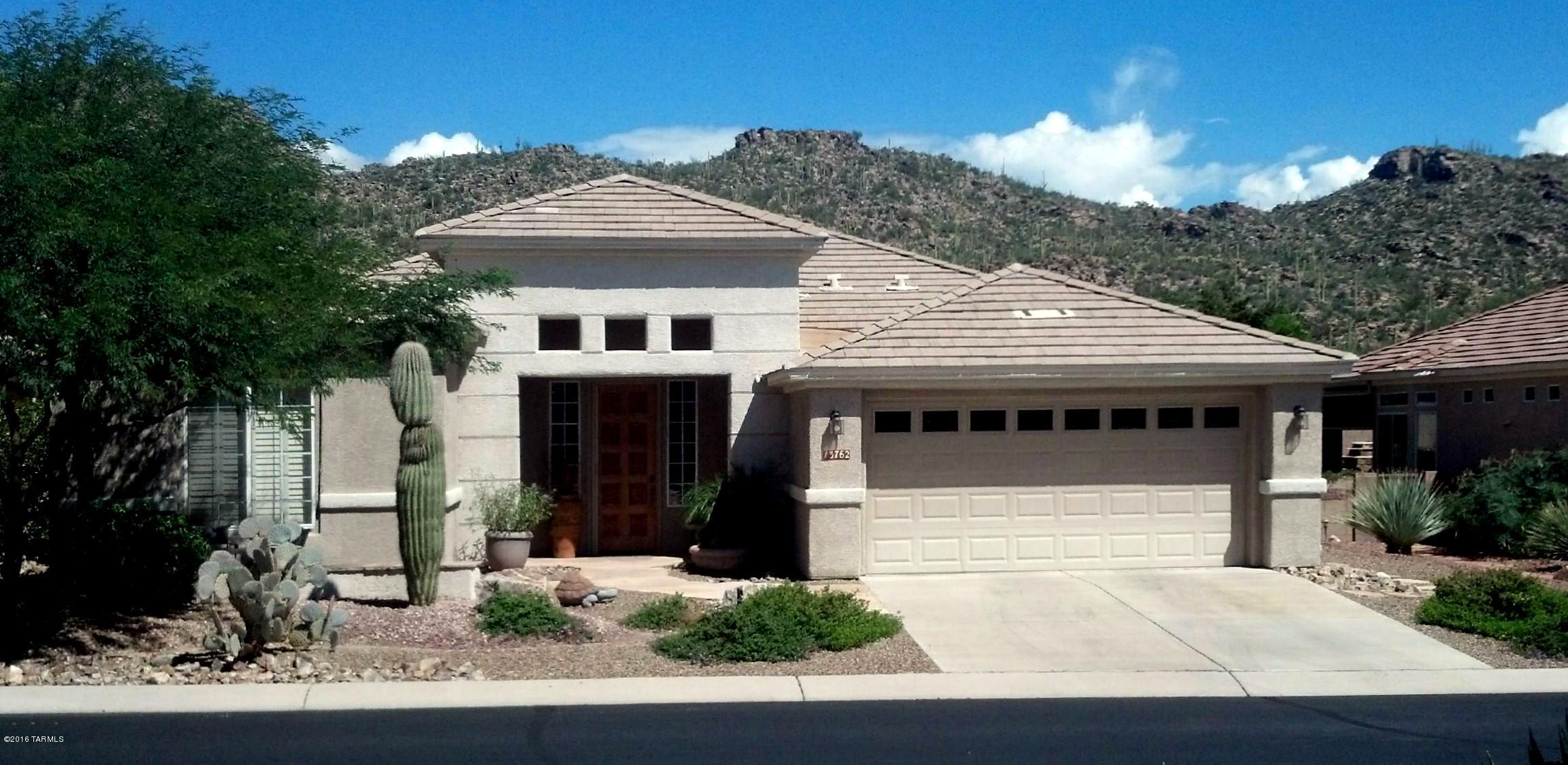 13762 N Heritage Canyon Drive, Marana, AZ 85658