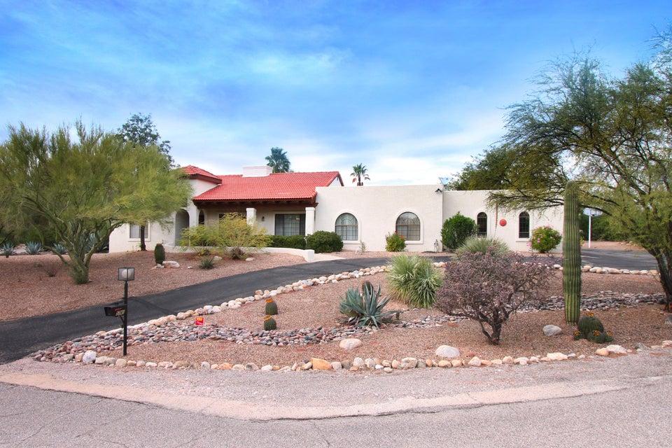 5741 N Placita Del Trueno, Tucson, AZ 85718