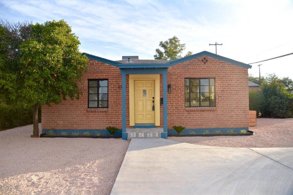 3000 E Adams Street, Tucson, AZ 85716