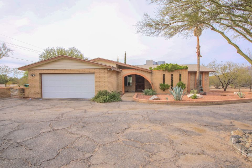 4801 N Bear Canyon Road, Tucson, AZ 85749