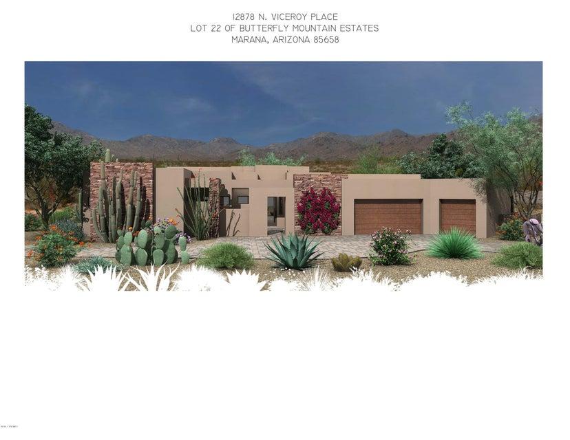 12878 N Viceroy Place, Marana, AZ 85658