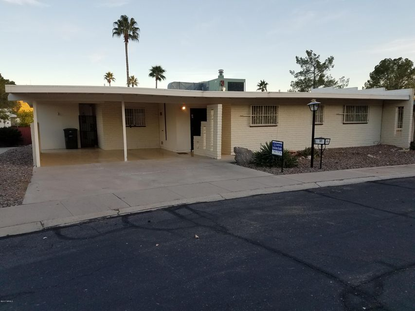 27 S FLUORITE, Tucson, AZ 85745