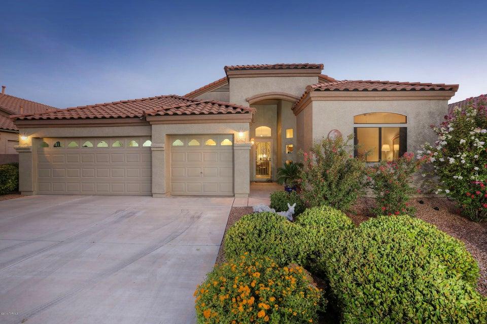 5107 W Wild Burro Spring Drive, Marana, AZ 85658