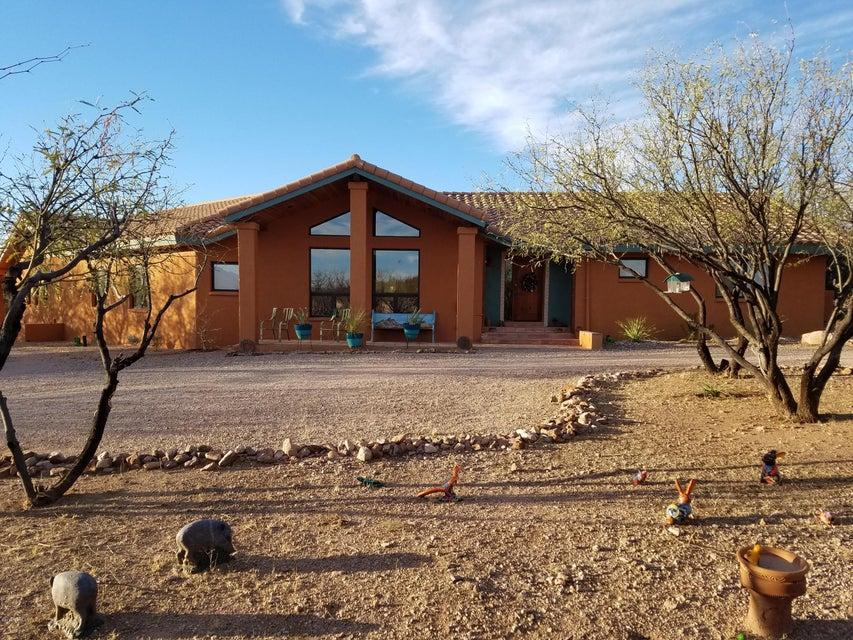 51 Saddle Horn Drive, Tubac, AZ 85646