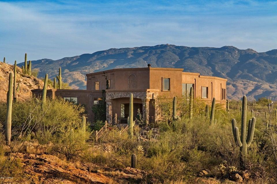 3990 N Caliente Canyon Place, Tucson, AZ 85749
