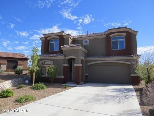 9830 N Crook Lane, Tucson, AZ 85742